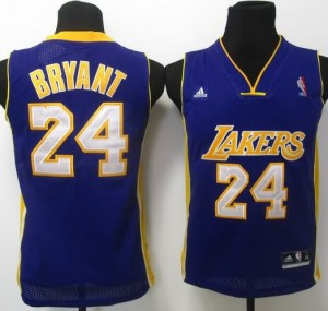 Canotte Bambini Bryant,Los Angeles Lakers Porpora