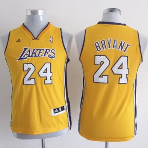 Canotte Bambini Bryant,Los Angeles Lakers Giallo