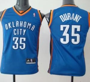 Canotte Bambini Durant,Oklahoma City Thunder Blu