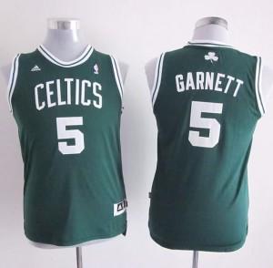Canotte Bambini Garnett,Boston Celtics Verde