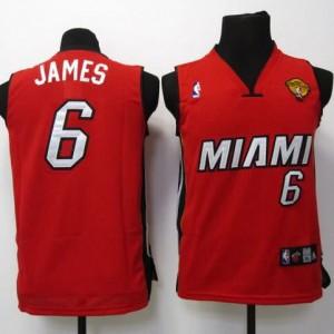 Canotte Bambini James,Miami Heats Rosso