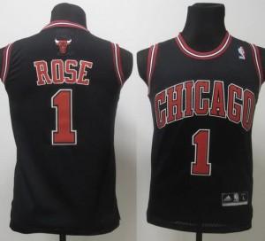 Canotte Bambini Rose,Chicago Bulls Nero