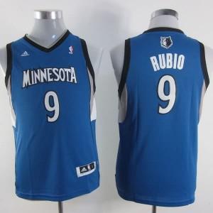 Canotte Bambini Rubio,Minnesota Timberwolves Blu