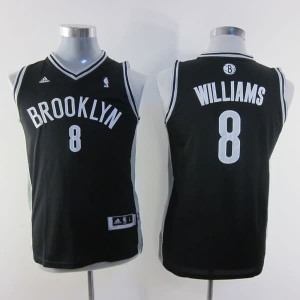 Canotte Bambini Williams,Brooklyn Nets Nero