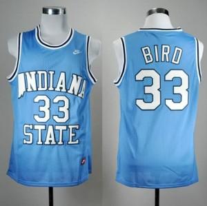 Canotte NCAA Bird,Indiana State Blu