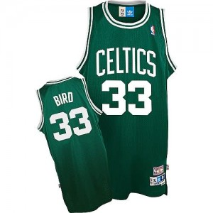 Canotte Bird,Boston Celtics Verde