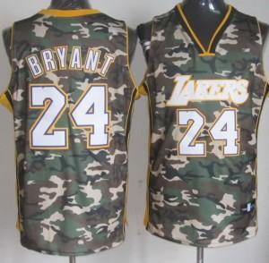 Canotte NBA Camouflage Bryant Riv30