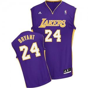 Canotte Rivoluzione 30 Bryant,Los Angeles Lakers Porpora