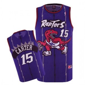 Canotte Carter,Toronto Raptors Porpora