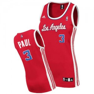 Canotte Donna Chris Paul,Los Angeles Clippers Rosso