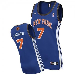 Canotte Donna Anthony,New York Knicks Blu