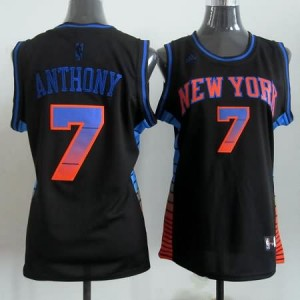 Canotte Donna Anthony,New York Knicks Nero