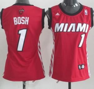 Canotte Donna Bosh,Miami Heats Rosso