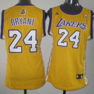Canotte Donna Bryant,Los Angeles Lakers Giallo