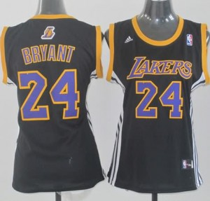 Canotte Donna Bryant,Los Angeles Lakers Nero