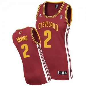 Canotte Donna Irving,Cleveland Cavaliers Rosso