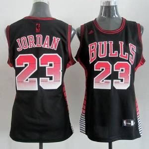Canotte Donna Jordan,Chicago Bulls Nero