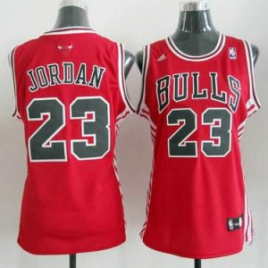Canotte Donna Jordan,Chicago Bulls Rosso