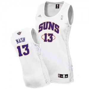Canotte Donna Nash,Los Angeles Lakers Bianco