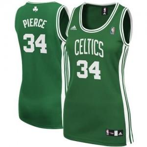 Canotte Donna Pierce,Boston Celtics Verde