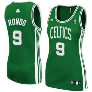 Canotte Donna Rondo,Boston Celtics Verde