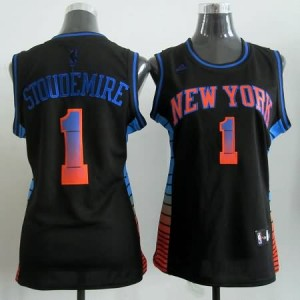 Canotte Donna Stoudemire,New York Knicks Nero