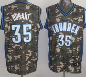 Canotte NBA Camouflage Durant Riv30