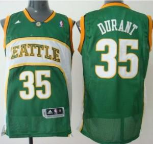 Canotte Durant,Seattle Sonics Verde