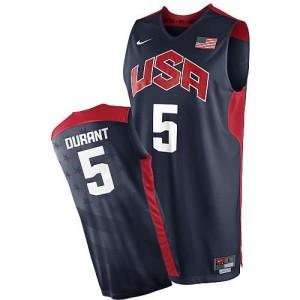 Canotte Durant,USA 2012 Nero