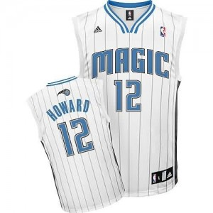 Canotte Dwight Howard,Orlando Magic Bianco