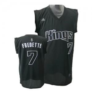Canotte Fredette,Sacramento Kings Nero