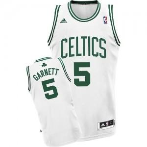 Canotte Garnett,Boston Celtics Bianco