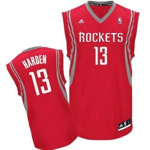 Canotte Rivoluzione 30 Harden,Houston Rockets Rosso