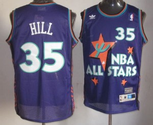 Canotte NBA Hill,All Star 1995 Blu