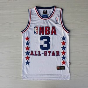 Canotte NBA Iverson,All Star 2003 Bianco