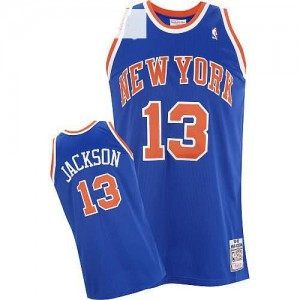 Canotte Jackson,New York Knicks Blu