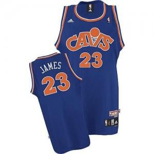 Canotte James,Cleveland Cavaliers Blu2