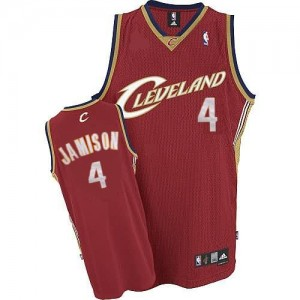 Canotte Jamison,Cleveland Cavaliers Rosso