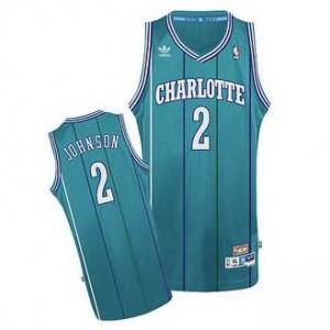 Canotte Rivoluzione 30 Johnson,Charlotte Hornets Blu