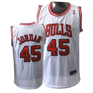Canotte Jordan,Chicago Bulls Bianco2