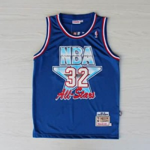 Canotte NBA Jordan,All Star 1992 Blu
