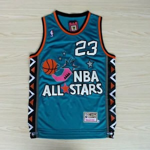 Canotte NBA Jordan,All Star 1996 Verde