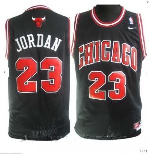 Canotte Jordan,Chicago Bulls Nero4