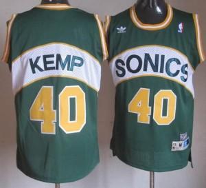 Canotte Kemp,Seattle Sonics Verde