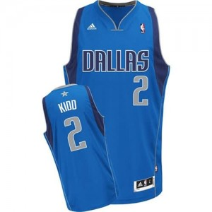Canotte Kidd,Dallas Mavericks Blu