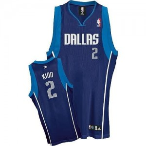 Canotte Kidd,Dallas Mavericks Blu2