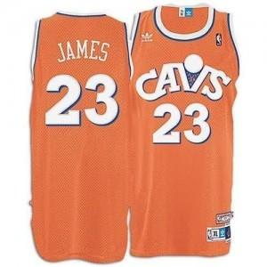 Canotte Lebron James,Cleveland Cavaliers Arancione