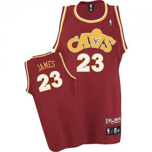 Canotte Lebron James,Cleveland Cavaliers Rosso