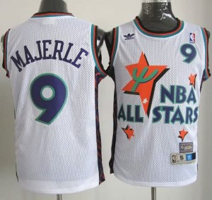 Canotte NBA Majerle,All Star 1995 Bianco