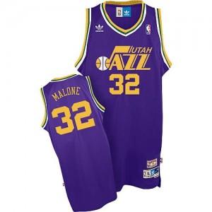 Canotte Malone,Utah Jazz Porpora